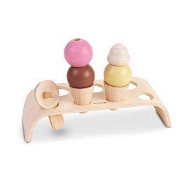 PlanToys Eiscreme-Set