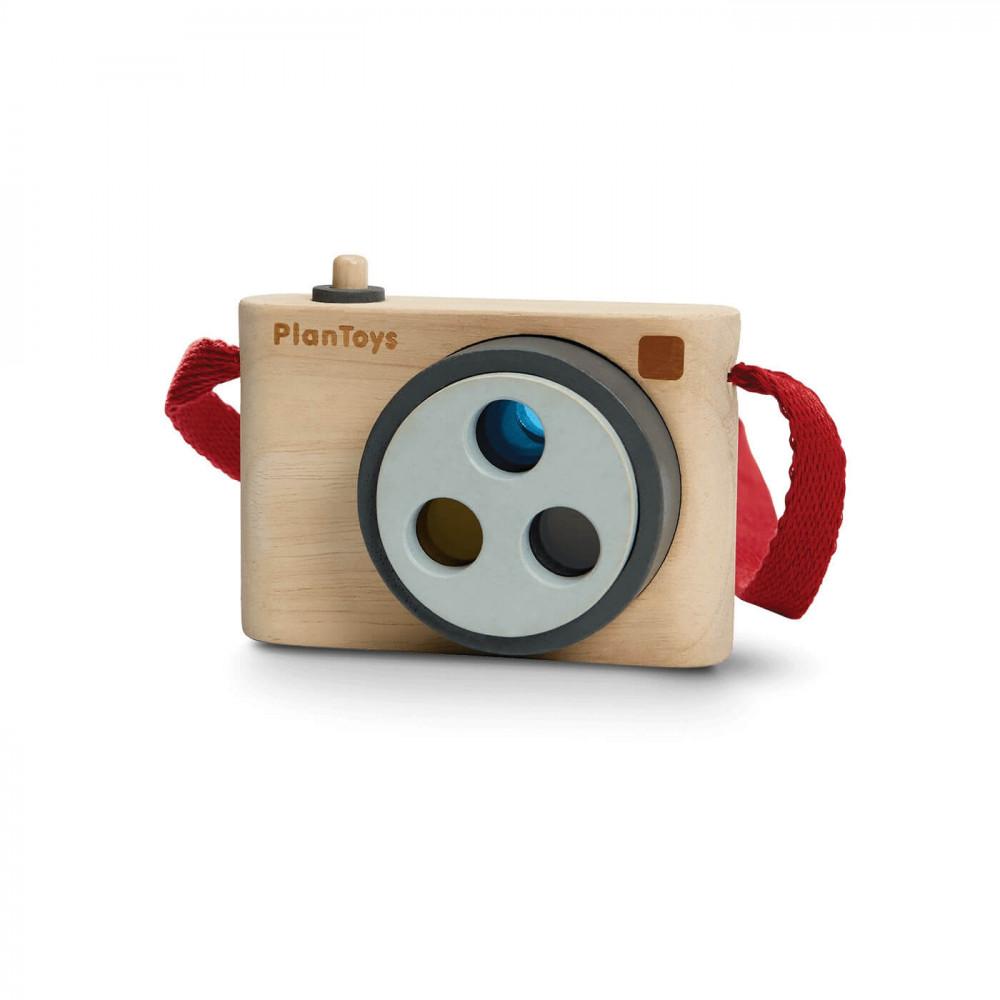 PlanToys Fotokamera aus Holz