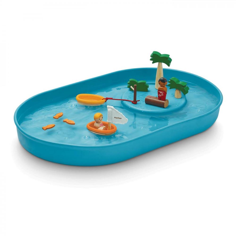 PlanToys Wasserspiel Set